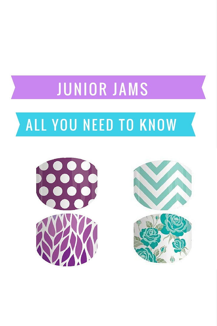 Jamberry Junior Nail Wraps