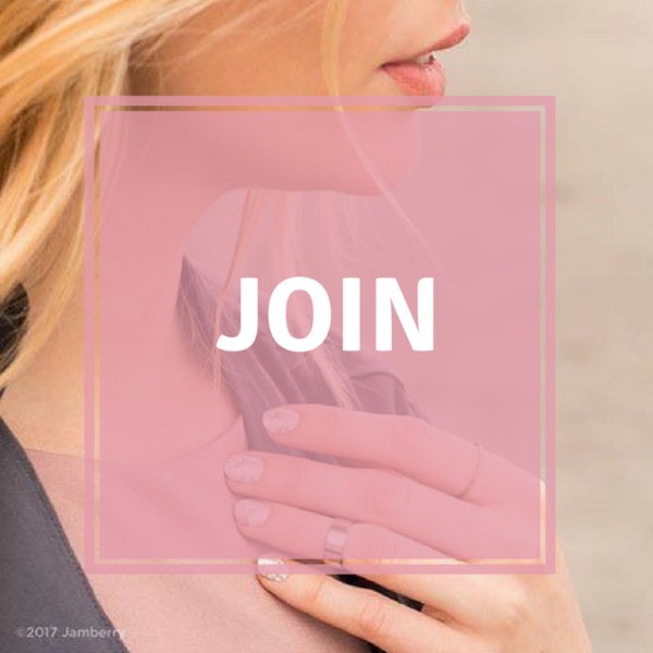Become a Jamberry consultant